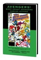 Avengers: West Coast Avengers — Zodiac Attack Premiere HC — Variant Edition Vol. 96 (Dm Only)