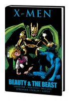 X-Men: Beauty & The Beast Premiere HC