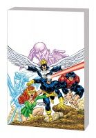 X-Men: The Hidden Years Vol. 1 TPB