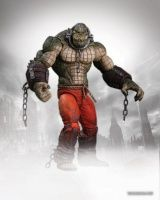 BATMAN: ARKHAM CITY: DELUXE ACTION FIGURES
