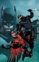BATMAN: THE DARK KNIGHT #9