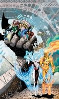 THE FURY OF FIRESTORM: THE NUCLEAR MEN #9