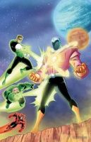 GREEN LANTERN ANIMATED #2