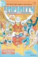 INFINITY INC.: THE GENERATIONS SAGA VOL. 2 HC