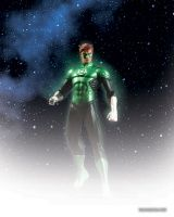 JUSTICE LEAGUE: GREEN LANTERN AND AQUAMAN ACTION FIGURES