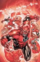RED LANTERNS VOL. 1: BLOOD AND RAGE TP