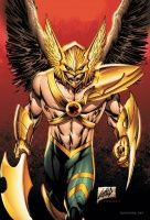 THE SAVAGE HAWKMAN #9