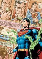 SUPERMAN: KRYPTONITE NEVERMORE TP