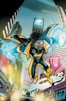 STATIC SHOCK VOL. 1: SUPERCHARGED TP