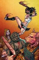 HACK/SLASH #16 (Cover A)