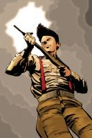 PETER PANZERFAUST #4 (of 5)