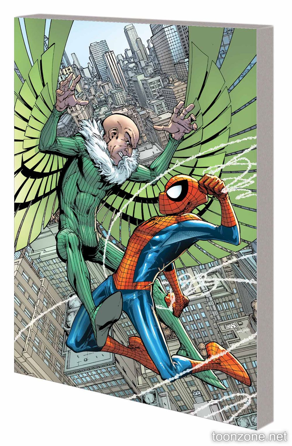 AMAZING SPIDER-MAN VOL  2: THE VULTURE YOUNG READERS NOVEL