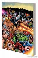 AVENGERS: THE CONTEST TPB