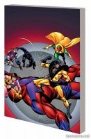 AVENGERS: THE MANY FACES OF HENRY PYM TPB