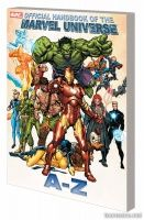 OFFICIAL HANDBOOK OF THE MARVEL UNIVERSE A TO Z VOL. 5 TPB