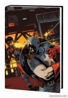 CAPTAIN AMERICA AND BUCKY: OLD WOUNDS PREMIERE HC