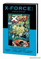 X-FORCE: CHILD'S PLAY PREMIERE HC — VARIANT EDITION VOL. 100 (DM ONLY)