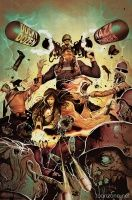 MARVEL ZOMBIES Destroy! #1 (of 5)