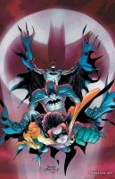 ABSOLUTE BATMAN AND ROBIN: BATMAN REBORN HC