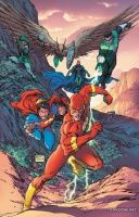 THE FLASH OMNIBUS BY GEOFF JOHNS VOL. 3 HC