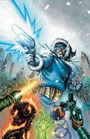 FLASHPOINT: CITIZEN COLD #1