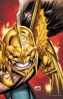 THE SAVAGE HAWKMAN #10