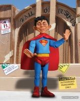 "MAD ""JUST-US"" LEAGUE OF STUPID HEROES SERIES 1 - Superman"