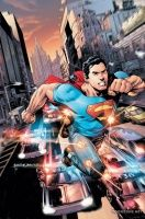 SUPERMAN: ACTION COMICS VOL. 1 – SUPERMAN AND THE MEN OF STEEL HC