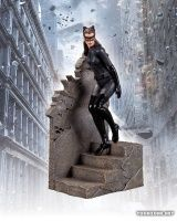 THE DARK KNIGHT RISES: 1:12 SCALE STATUES - CATWOMAN