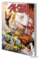 ALPHA FLIGHT: THE COMPLETE SERIES BY GREG PAK & FRED VAN LENTE TPB