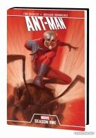 ANT-MAN: SEASON ONE PREMIERE HC