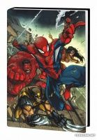 AVENGING SPIDER-MAN: MY FRIENDS CAN BEAT UP YOUR FRIENDS PREMIERE HC