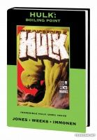 HULK: BOILING POINT PREMIERE HC — VARIANT EDITION VOL. 102 (DM ONLY)