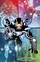INVINCIBLE IRON MAN #518