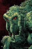 INFERNAL MAN-THING #1 (of 3) Variant