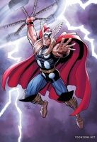 THE MIGHTY THOR ANNUAL #1 Variant