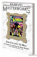 MARVEL MASTERWORKS: THE UNCANNY X-MEN VOL. 5 TPB — VARIANT EDITION VOL. 40 (DM ONLY)