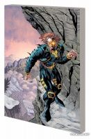 X-MAN: THE MAN WHO FELL TO EARTH TPB