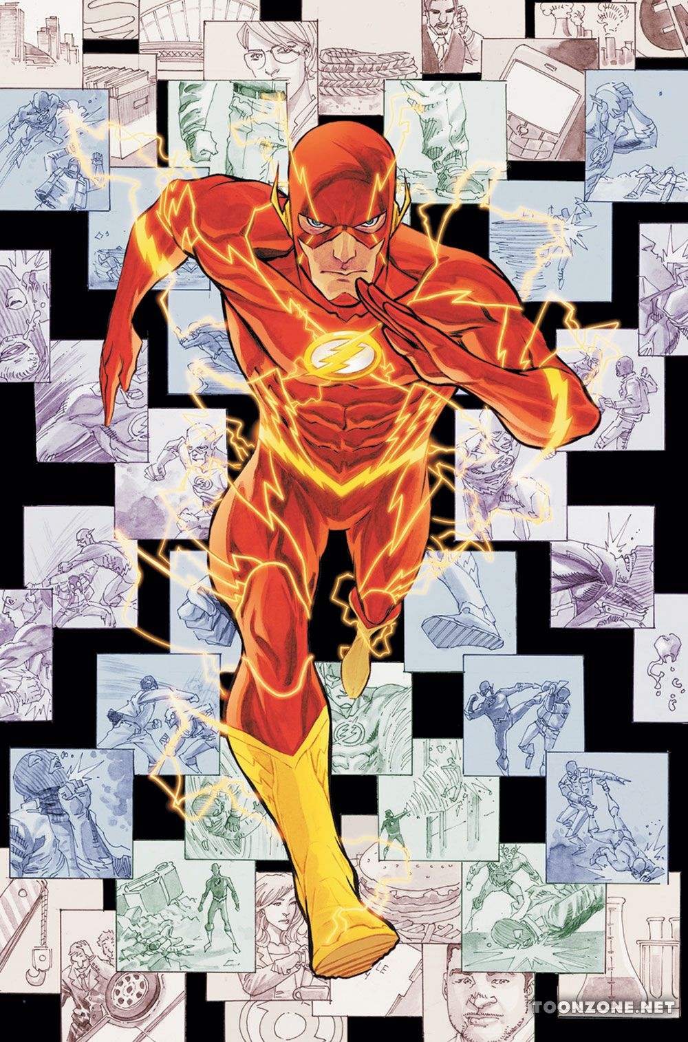 THE FLASH #11