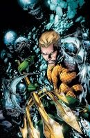 AQUAMAN VOL. 1: THE TRENCH HC