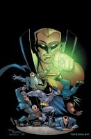 THE ALL-NEW BATMAN: THE BRAVE AND THE BOLD – HELP WANTED TP