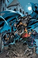 BATMAN: NO MAN'S LAND VOL. 3 TP NEW EDITION