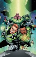 GREEN LANTERN CORPS VOL. 1: FEARSOME HC