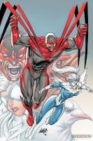 HAWK AND DOVE VOL. 1: FIRST STRIKES TP