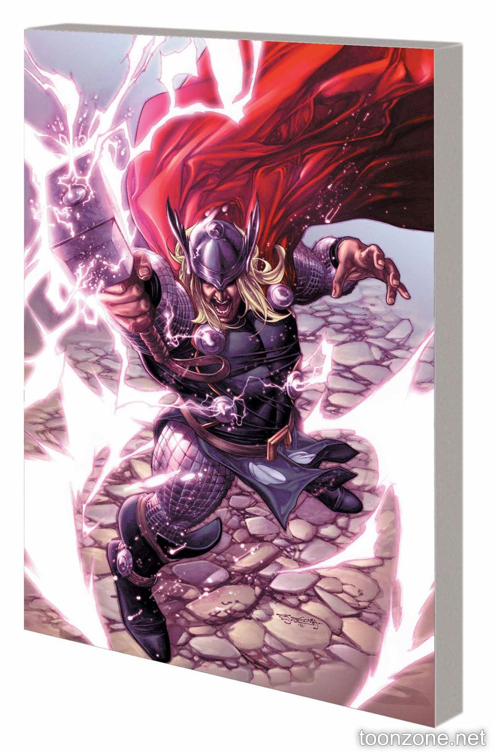 THOR: THE DEVIANTS SAGA TPB