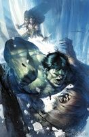 INCREDIBLE HULK #11