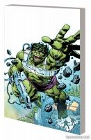 INCREDIBLE HULK: REGRESSION TPB