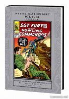 MARVEL MASTERWORKS: SGT. FURY VOL. 4 HC