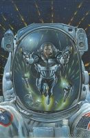SPACE PUNISHER #1 (of 4)