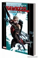 ULTIMATE COMICS HAWKEYE BY JONATHAN HICKMAN TPB